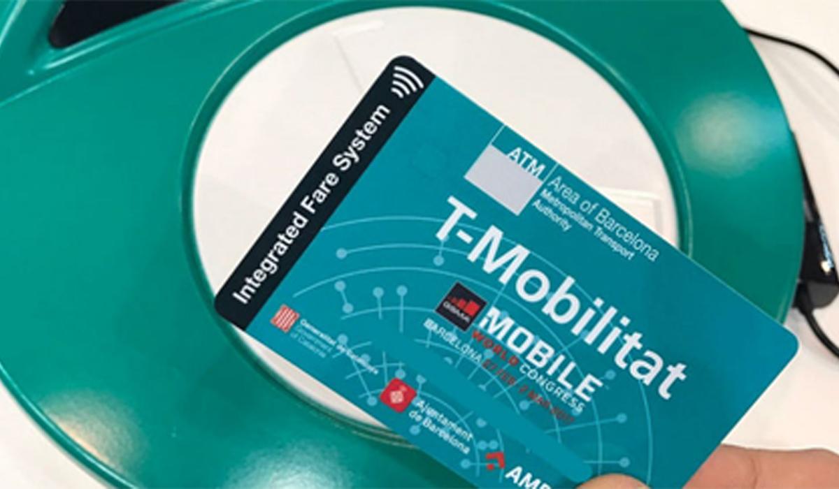 ticketing tarjeta
