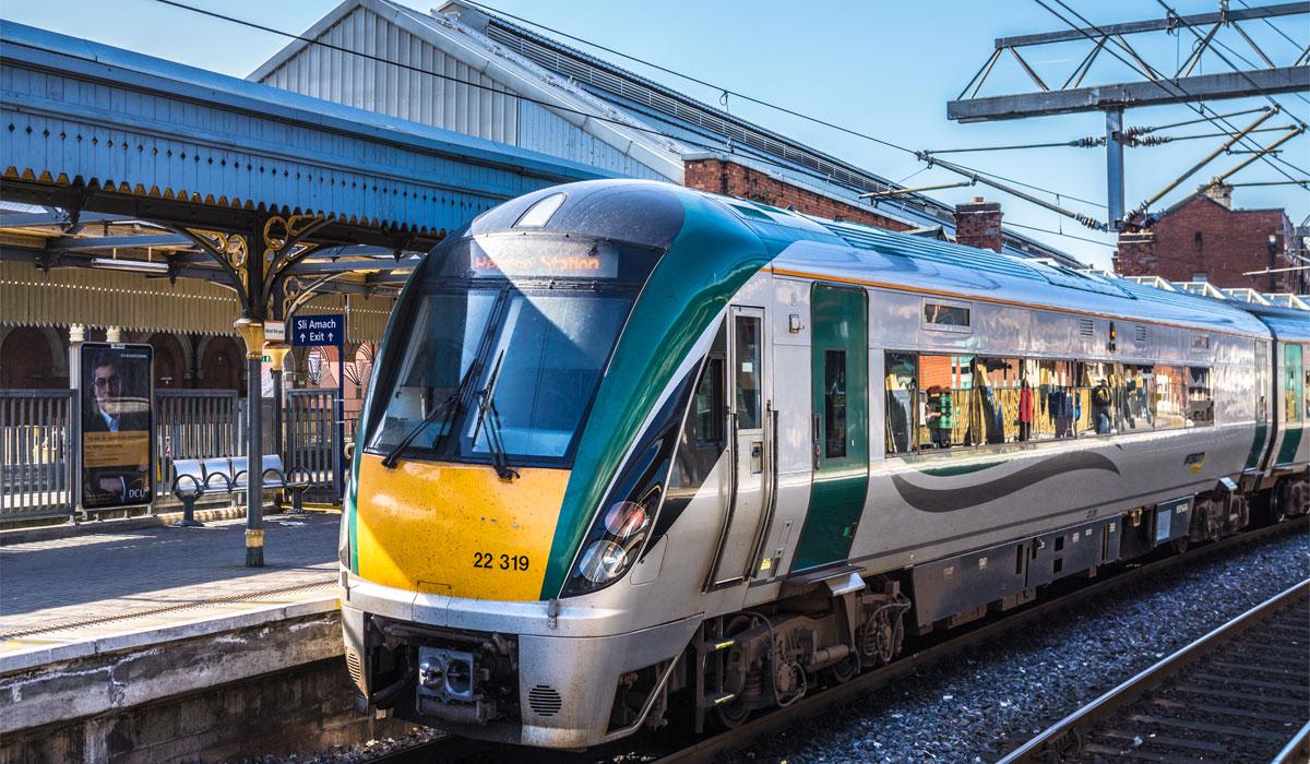 Irish rail: nuevo centro control ferroviario de Irlanda